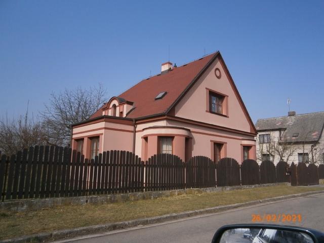 Fasáda Hradec Králové